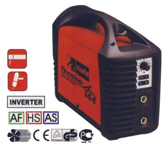Mesin Las Travo Inverter Tecnica Telwin Italy General