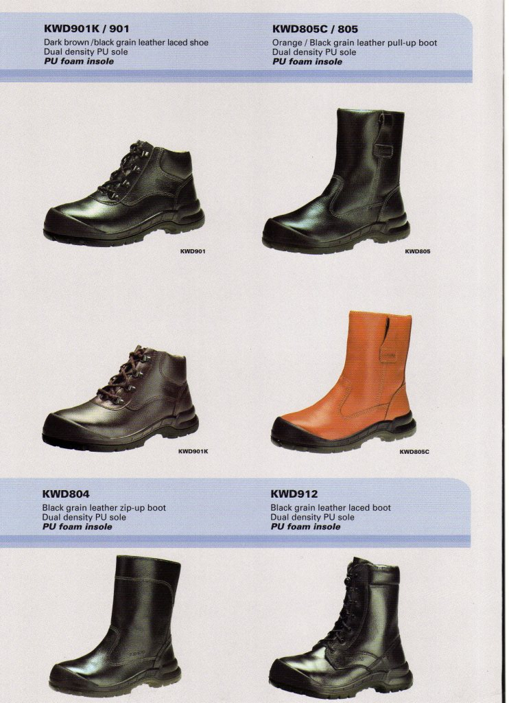 King Safety Shoes