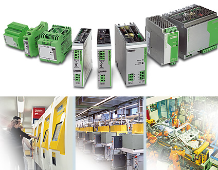 Phoenix Contact Terminal Block Supplier Jakarta Indonesia